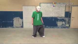 【FREE STYLE】 ひとりでできるもん ダンスレッスン ⑧ サイドウォーク thumbnail