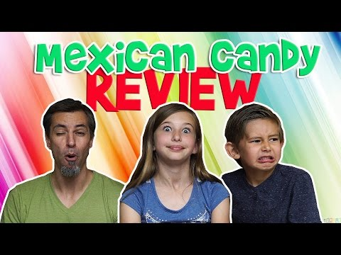 Mexican Candy Snack Review FAIL | Josh Darnit