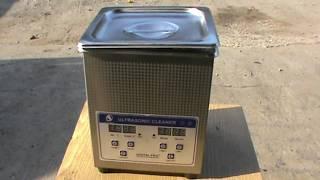 Ultrasonic cleaner  jp 010s Обзор ультразвуковой ванны