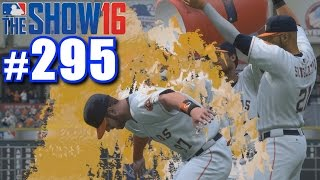 first game with new team   mlb the show 16   road to the show 295