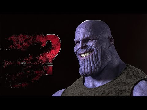 Thanos' Impossible Avengers Puzzle!! - SOLVED!!