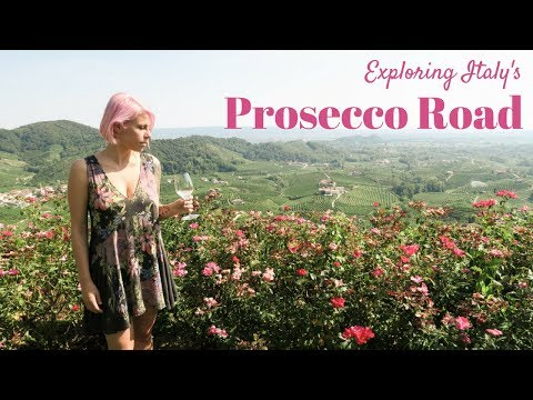 Italy Travel Guide: Exploring Prosecco Road Outside of Venice