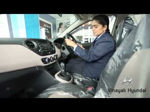 Vinayak Hyundai - Car Demo i10
