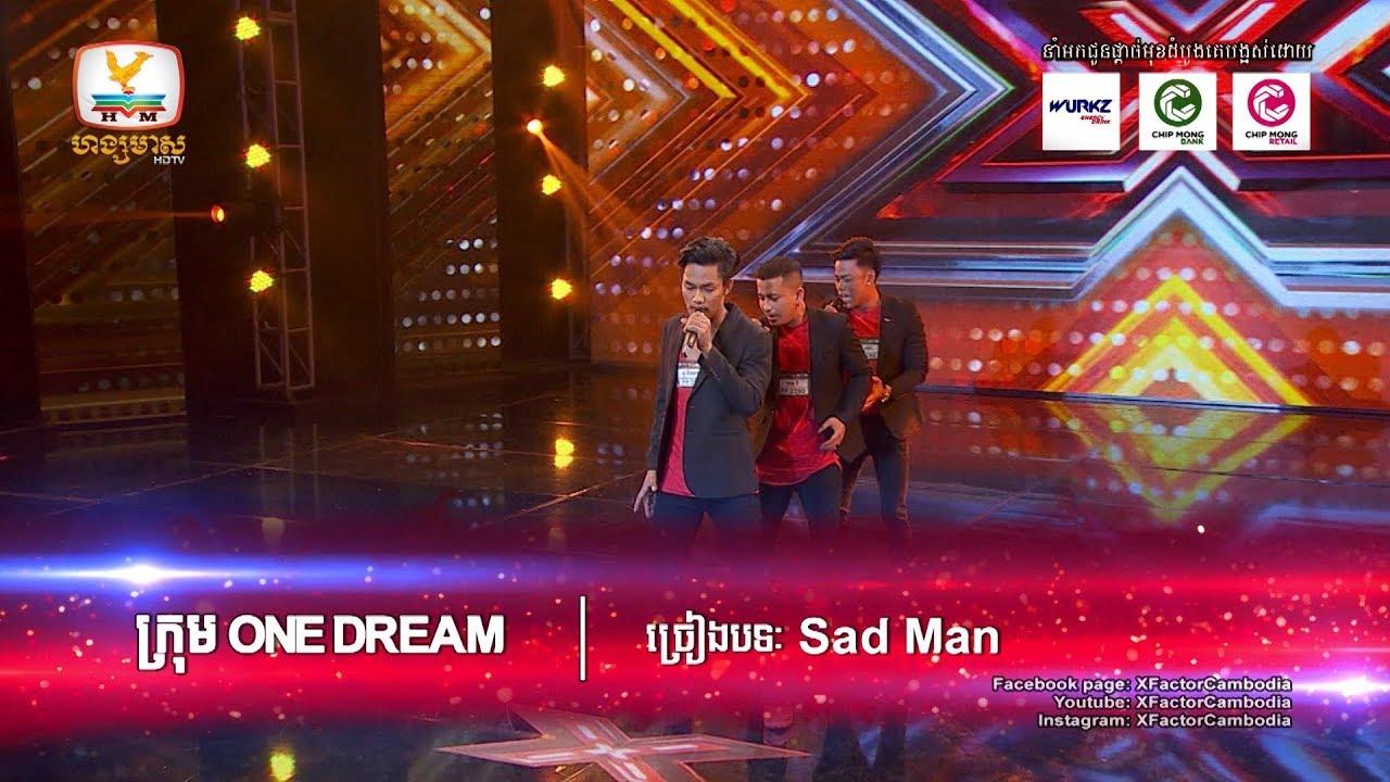 រីករាយពីក្រុមសុបិនតែមួយ - X Factor Cambodia - Judge Audition - Week 4