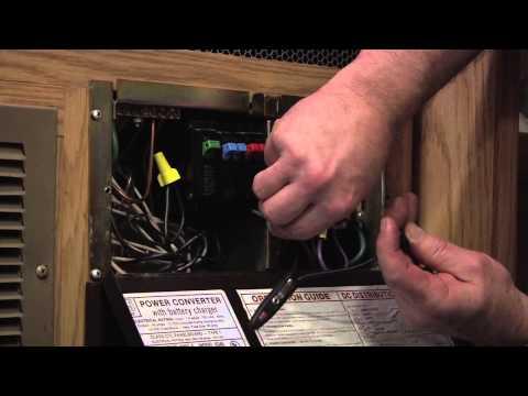 RV Distribution Center Troubleshooting