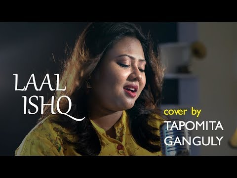 Laal Ishq | Acoustic cover by Tapomita Ganguly | Sing Dil Se Unplugged | Arijit Singh