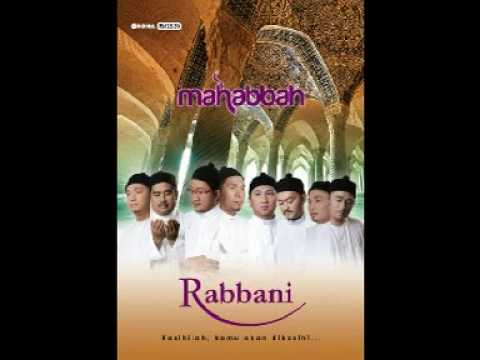 Rabbani - Mahabbah (Album Mahabbah)