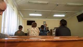видео Судебное решение по обвинению в совершении преступления, предусмотренного ч.2 ст. 263  УК Украины