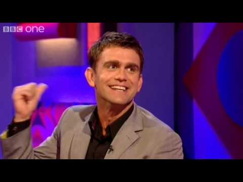 If Scott Maslen and Jake Wood were related... - Friday Night with Jonathan Ross-  BBC One