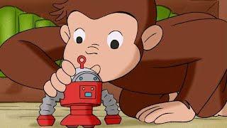 おさるのジョージ 🐵215 スーパーロボット 🐵TVアニメシリーズ🐵シーズン2