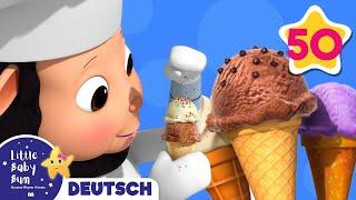 Eiscreme Lied | Und noch viele weitere Kinderlieder | von LittleBabyBum