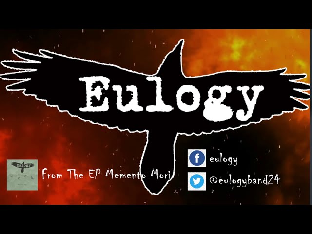 Eulogy release music video for track 'Cross To Bare'