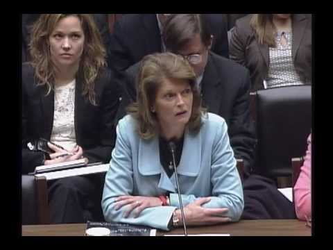 Senator Murkowski Testimony to House Energy & Commerce Subcommittee