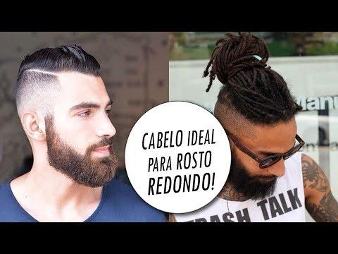 Cortes De Cabelo Masculino Para Rosto Redondo Youtube