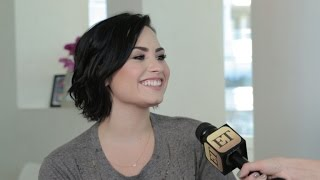 Demi Lovato on Being a Role Model, Staying Strong in Recovery - Interview 2015