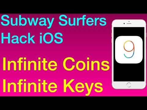 How To Hack Subway Surfer IOS 2016 - Infinite Coins Subway Surfer - IOS Hack Subway Surf
