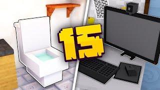ZGADNIJ CO TO! | Minecraft Pomysłowe Dekoracje #3