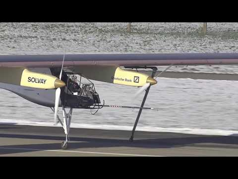 Solar Impulse - Flea Hop Helio Cam