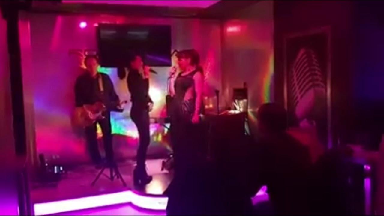 Paula Sá   Hit The Road Jack feat. Lola (Ray Charles) live @ Rocket Bar