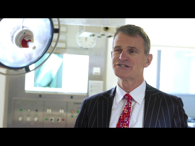 Meet Professor Rob Middleton, Leading Hip Replacement Surgeon