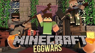 Progaming Egg Wars w/ Gejmr a Pedro