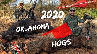 SEASON 3; EPISODE 3: 2020 Oklahoma Hog Hunting