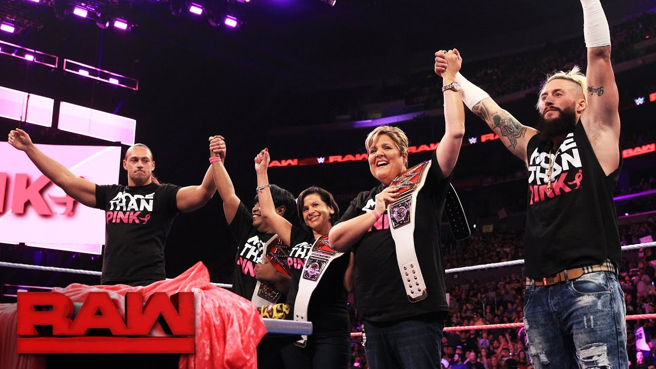 Raw and more 3