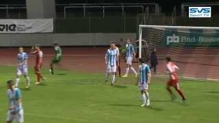 SVS Fußball gegen SC Parndorf