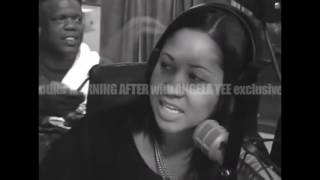 Throwback Interview Of Angela Yee Flirting With Gucci Mane