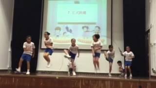香港嘉諾撒學校才藝匯演2015 - 花式跳繩