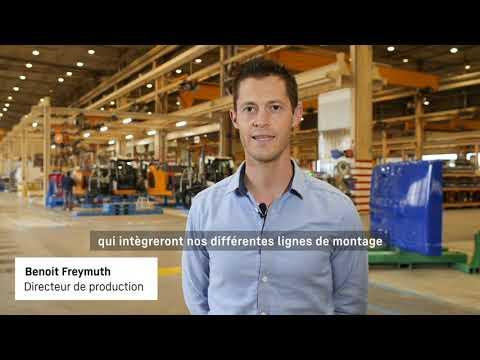 Devenir mécanicien monteur chez Liebherr-France SAS