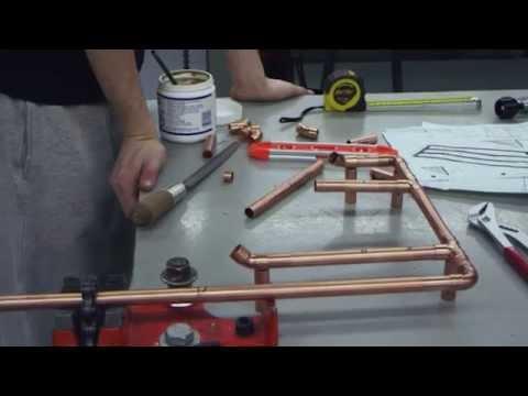 Sheridan College  School of Skilled Trades - Plumbing - YouTube