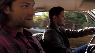 Supernatural 11x04 - Best Scene (Bob Seger - Night Moves)