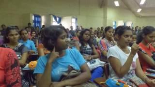 Now Trending - Workshop in Colombo University