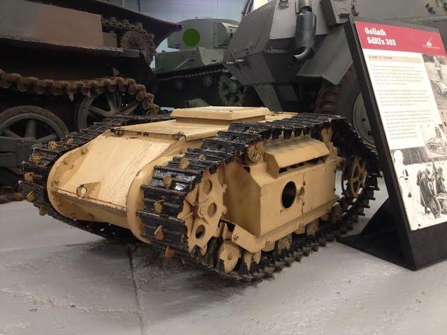 Nazi Robot Tank - The Original ROV