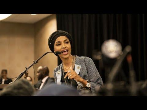 إلهان عمر ورشيدة طليب.. أول مسلمتين تنتخبان في الكونغرس الأمريكي