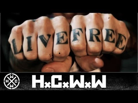 ONLY ATTITUDE COUNTS - MAKE AMENDS - HARDCORE WORLDWIDE (OFFICIAL HD VERSION HCWW)