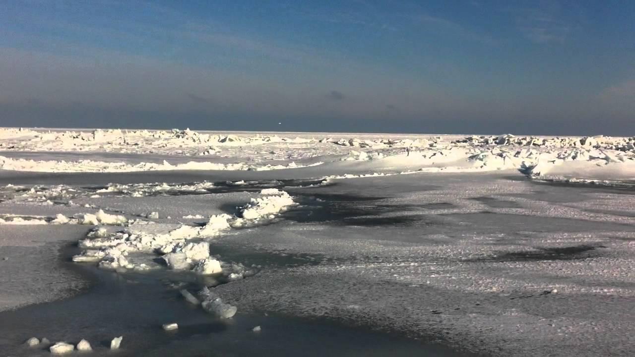 Ostsee Zugefroren