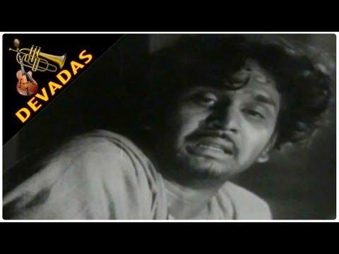 Devadas Movie || ANR & Savitri || Jagame Maaya Bratuke Maya Song