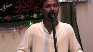 Allah Aik Hai - New Maqabat By Imran Baqir - 04/09/2009