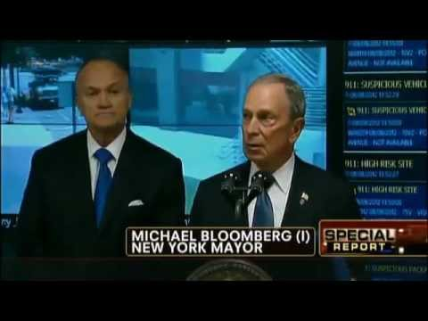 Total Surveillance : NYPD launches new 'all-seeing' Domain Awareness System (Aug 12, 2012)