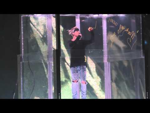 Mark My Words- Justin Bieber (Purpose World Tour) 4/29/16