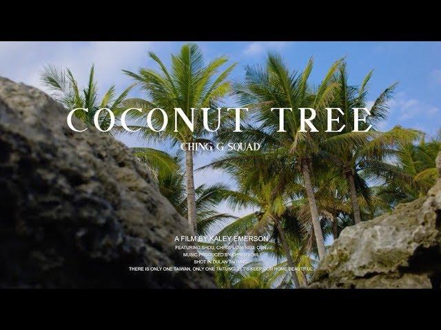 CHING G SQUAD -【 COCONUT TREE 】 M/V (婁峻碩SHOU,ChrisFlow唐仲彣,高爾宣OSN,RED芮德)