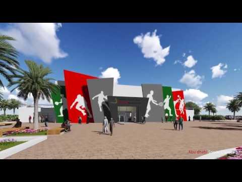 Sports Community Centre in Abu Dhabi
