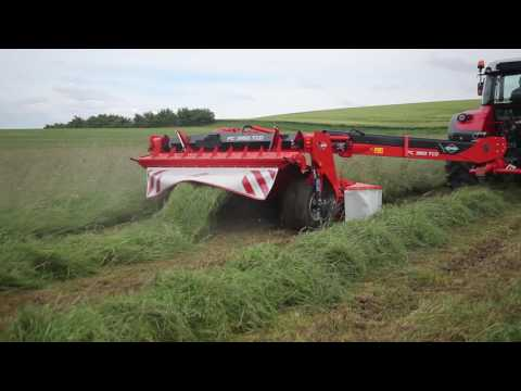 KUHN FC Serie 60 Adjustments & Maintenance - Mower Conditioners (In Action)