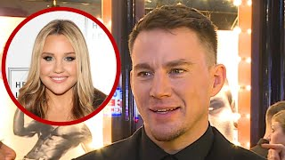 Channing Tatum Responds to Amanda Bynes Saying She Fought for Him to Be in 'She's the Man' (Exclu…