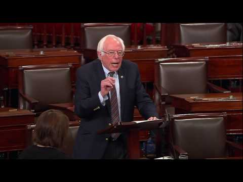 Sanders Speech on Alexandria Shooting