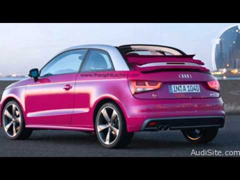 2012 audi a1 soft top preview youtube. Black Bedroom Furniture Sets. Home Design Ideas