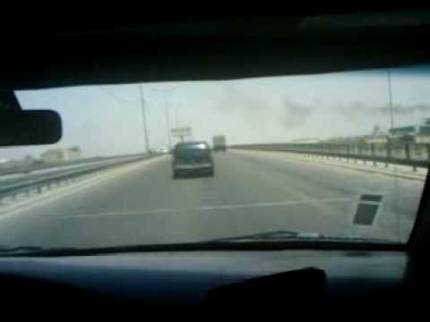 Baghdad trip via car