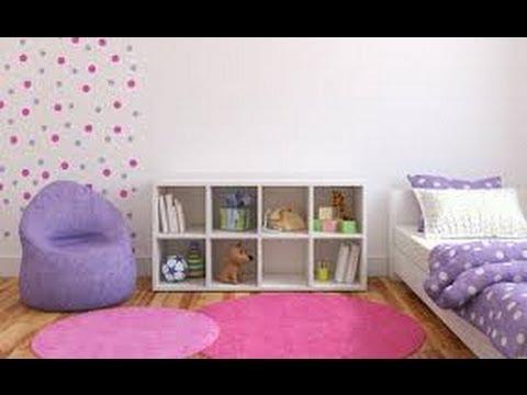 Decoracion de cuartos infantiles para niñas 2 - YouTube